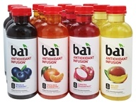 Bai - Antioxidant Infused Beverage Rainforest Variety Pack - 12 Bottle(s)