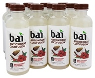 Bai - Antioxidant Infused Beverage Cocofusions Maui Coconut Raspberry - 12 Bottle(s)