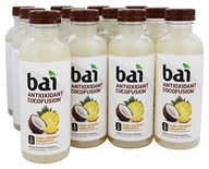 Bai - Antioxidant Infused Beverage Cocofusions Puna Coconut Pineapple - 12 Bottle(s)