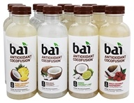 Bai - Antioxidant Infused Beverage Cocofusions Variety Pack - 12 Bottle(s)