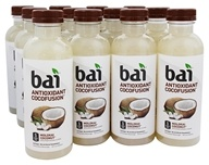 Antioxidant Infused Beverage Cocofusions Molokai Coconut - 12 Bottle(s)
