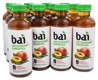 Bai - Antioxidant Infused Beverage Narino Peach Tea - 12 Bottle(s)