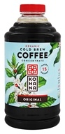 Kohana Coffee - Organic Cold Brew Coffee Concentrate Original - 32 oz.