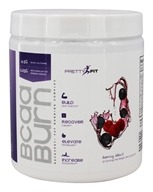 PrettyFit - BCAA Burn Recovery Fat Burning Complex Berry Blast - 7.8 oz.