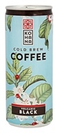 Kohana Coffee - Cold Brew Coffee Ready to Drink Volcanic Black - 8 oz.