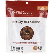 Purely Elizabeth - Gluten Free Probiotic Granola Maple Walnut - 8 oz.