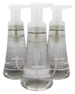Method - Foaming Hand Wash Sweet Water - 3 Pack