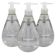 Method - Gel Hand Wash Sweet Water - 3 Pack