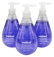 Method - Gel Hand Wash French Lavender - 3 Pack