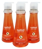 Method - Dish Soap Clementine - 3 Pack