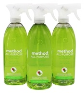 Method - All-Purpose Surface Cleaner Lime + Sea Salt - 3 Pack
