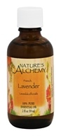 Nature's Alchemy - 100% Pure Essential Oil French Lavender - 2 oz.