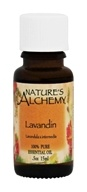 Nature's Alchemy - 100% Pure Essential Oil Lavandin - 0.5 oz.