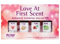 NOW Foods - Love At First Scent Romantic Essential Oils Kit