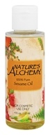 Nature's Alchemy - 100% Pure Essential Oil Sesame - 4 oz.