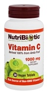 Nutribiotic - Vitamin C 1000 mg. - 30 Vegan Tablet(s)