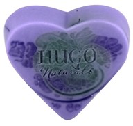 Hugo Naturals - Artisan Bar Soap Heart Lavender - 4 oz.