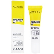 ACURE - Tightening Eye Contour Gel - 0.5 oz.