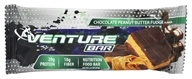 Venture Bar - Nutrition Food Bar Chocolate Peanut Butter Fudge - 2.4 oz.