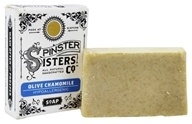 Spinster Sisters Co. - All Natural Handcrafted Bar Soap Olive Chamomile - 4.8 oz.