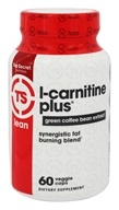 Top Secret Nutrition - L-Carnitine Plus Green Coffee Bean Extract - 60 Vegetarian Capsules
