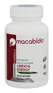 Bricker Labs - Macabido Libido & Energy Women's Formula - 60 Tablets