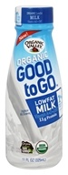 Organic Valley - Organic Good to Go Lowfat Milk 1% Original - 11 oz.