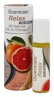 SpaRoom - iScentials All Natural Roll-A-Therapy Relax Grapefruit - 0.33 oz.
