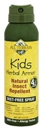 All Terrain - Kids Herbal Armor Natural Insect Repellent Spray - 3 oz.