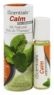 SpaRoom - iScentials All Natural Roll-A-Therapy Calm Peppermint - 0.33 oz.