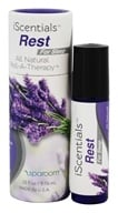 SpaRoom - iScentials All Natural Roll-A-Therapy Rest Lavender - 0.33 oz.