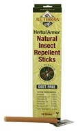 All Terrain - Herbal Armor Natural Insect Repellent Sticks - 10 Stick(s)