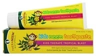 Organix South - TheraNeem Naturals Kids Neem Toothpaste Tropical Blast - 4.23 oz.
