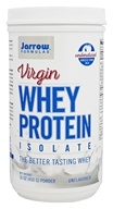 Jarrow Formulas - Virgin Whey Protein Isolate Unflavored - 16 oz.