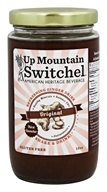 Up Mountain Switchel - Refreshing Ginger Drink Original - 12 oz.