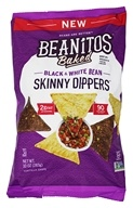 Beanitos - Baked Black & White Bean Chips Skinny Dippers - 10 oz.