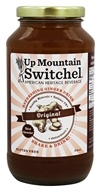 Up Mountain Switchel - Refreshing Ginger Drink Original - 24 oz.