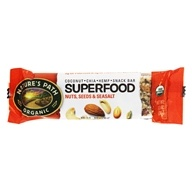 Nature's Path Organic - Qia Superfood Bar Nuts and Seed and Sea Salt - 1.3 oz.