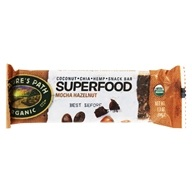 Nature's Path Organic - Qia Superfood Bar Mocha Cocoa Hazelnut - 1.3 oz.