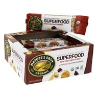 Nature's Path Organic - Qia Superfood Bar Roasted Peanut Dark Chocolate - 12 Bars