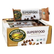 Nature's Path Organic - Qia Superfood Bar Mocha Cocoa Hazelnut - 12 Bars