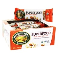 Nature's Path Organic - Qia Superfood Bar Nuts and Seed and Sea Salt - 12 Bars