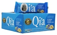 Nature's Path Organic - Qia Superfood Bar Blueberry Cashew Pumpkin Seeds - 12 Bars