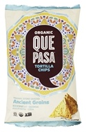 Nature's Path Organic - Que Pasa Tortilla Chips Buckwheat, Quinoa, Amaranth and Chia - 5.5 oz.