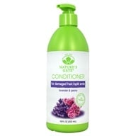 Nature's Gate - Replenishing Conditioner Lavender & Peony - 18 oz.