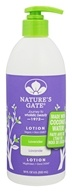 Nature's Gate - Body Lotion Lavender - 18 oz.