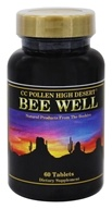 CC Pollen - High Desert Bee Well - 60 Tablets