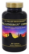 CC Pollen - High Desert Pollenergy 1500 mg. - 60 Chewable Tablets