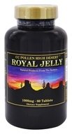 CC Pollen - High Desert Royal Jelly 1000 mg. - 60 Tablets