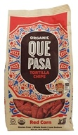 Nature's Path Organic - Que Pasa Red Corn Tortilla Chips - 16 oz.